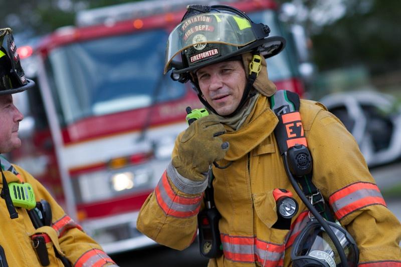Firefighter, emergency response