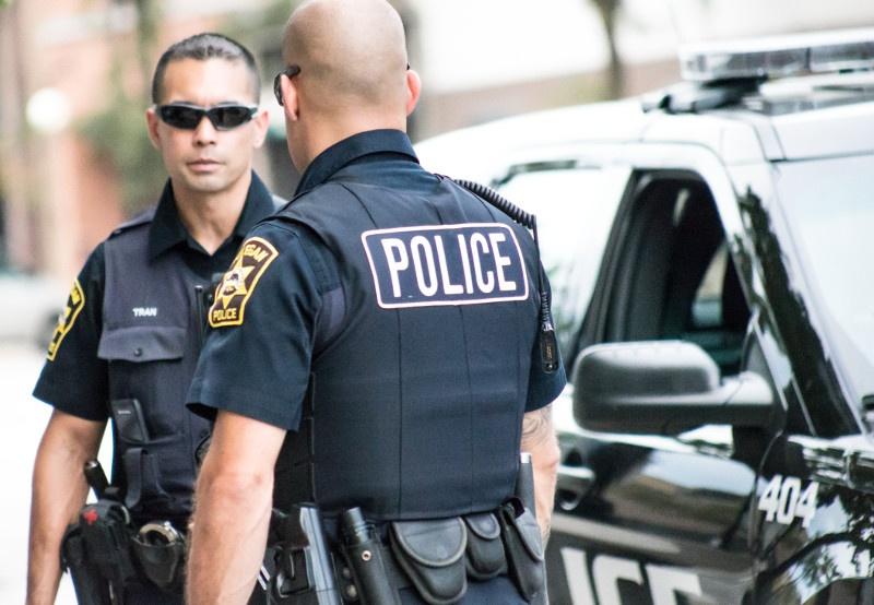 Police Radio System