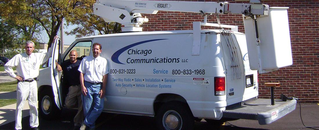 Service Communication Equipment